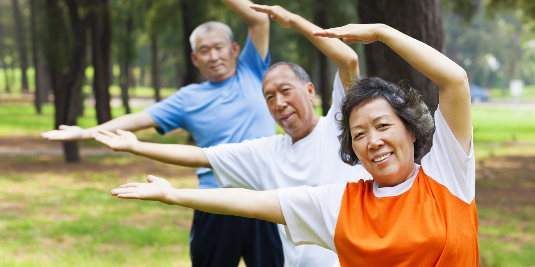 Physical activity in the park shutterstock_192276905