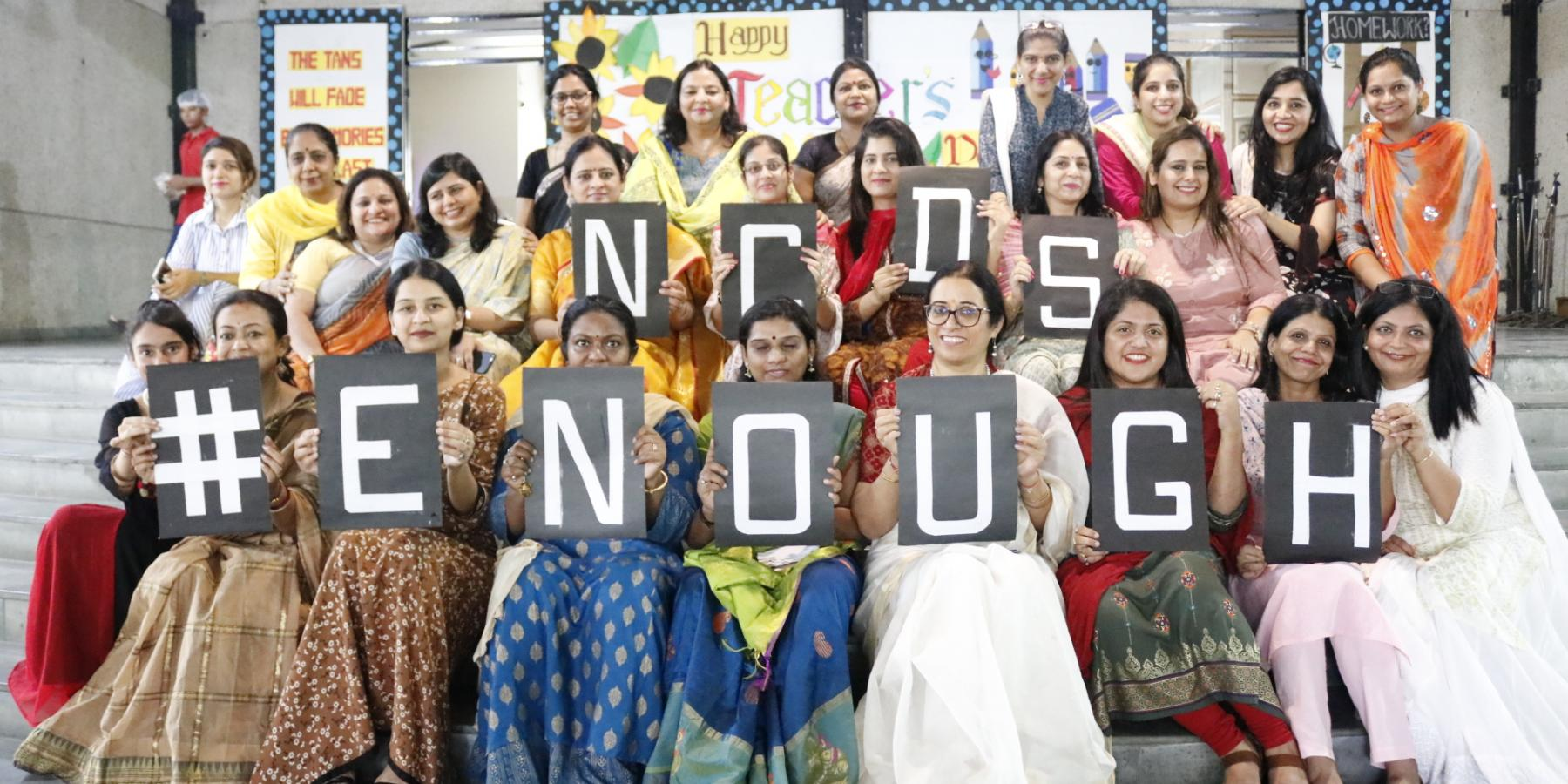 Global Week for Action on NCDs 2019 © Healthy India Alliance
