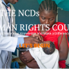 Short Course: NCDs and Human Rights