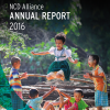 Crossing sectors, breaking down silos: Highlights of the NCDA 2016 Annual Report