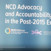 Living with NCDs