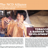 Tobacco: A Barrier to Development