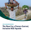 Strengthening the agenda: Informing inclusive action on NCDs through lived experience