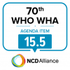NCD Alliance Advocacy Briefing for 70th World Health Assembly 2017 (WHA70)