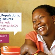 NCD Alliance Webinar, 31 October 2019