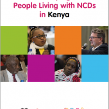 The Advocacy Agenda of People Living with NCDs in Kenya