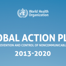 """""""Appendix III"""" is critical for accelerating progress on NCDs"""