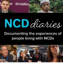 Become an NCD Diarist!