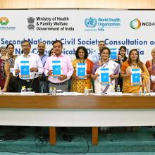 Healthy India Alliance: Uniting Civil Society Action on NCD prevention and control in India