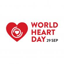 Today is World Heart Day: #UseHeart to beat CVD!
