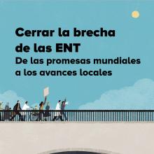 Cerrar la brecha de las ENT: De las promesas mundiales a los avances locales -  Informe