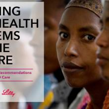 Integrated NCDs care: Shaping the Health Systems of the Future