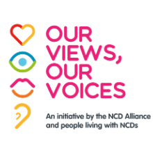 OVOV Logo / NCD Alliance