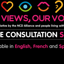 Our Views, Our Voices Online Consultation Survey Extended to September 9th!