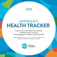 Aus Health Tracker cover