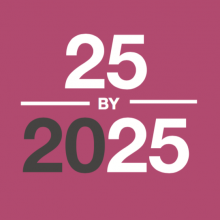 Living longer, living well – 25 by 25 in practice in the UK