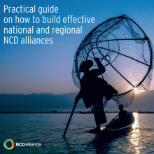 Practical guide on how to build effective national and regional NCD alliances