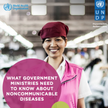 What's in it for me? Helping non-health sectors understand how NCDs impact them