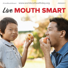 Truth or Myth? Global survey for World Oral Health Day exposes the truth about our oral health habits