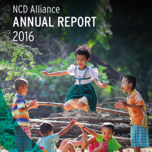NCD Alliance Annual Report 2016