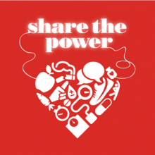 World Heart Day 2017 - Share the Power
