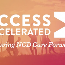 NCD Alliance welcomes new initiative to address the barriers ofaccess on NCDs