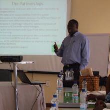 Birth of Zambia NCD Alliance
