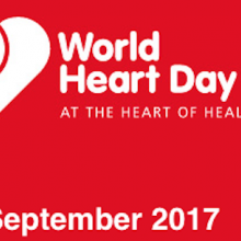 World Heart Day - At the heart of health