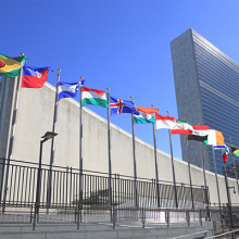 2019 UN High-Level Meeting on Universal Health Coverage (UHC)