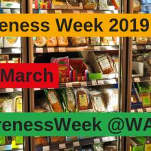 World Salt Awareness Week 2019