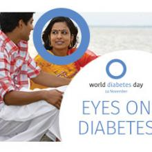 World Diabetes Day 2016: #Test2Prevent