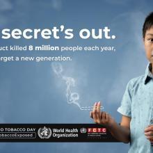 Día mundial sin Tabaco en tiempos de crisis por el coronavirus