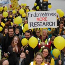Women living with endometriosis unite to make their voices heard