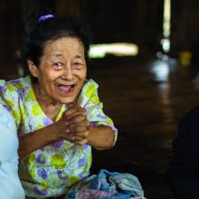 © Erika Pineros / Handicap International Thailand
