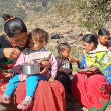 Battling NCDs in rural Nepal