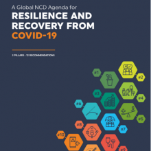 A Global NCD Agenda for Resilience and Recovery from COVID-19