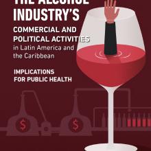 Actividades comerciales y políticas de la industria del alcohol en América Latina y el Caribe: Implicaciones para la salud pública