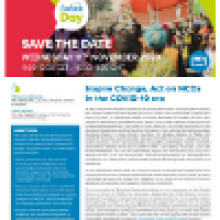 NCDA Virtual Event - Inspire Change, Act on NCDs in the COVID-19 era