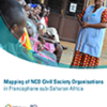 Mapping of NCD Civil Society Organisations in Francophone sub-Saharan Africa