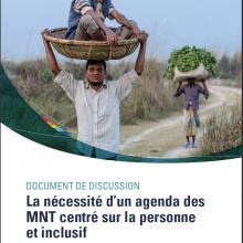 La nécessité d'un agenda des MNT centré sur la personne et inclusif