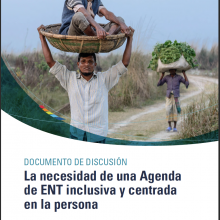 La necesidad de una Agenda de ENT inclusiva y centrada en la persona