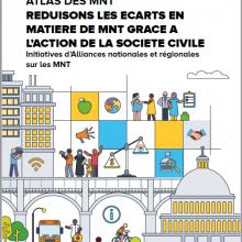 Atlas des MNT - Réduisons les écarts en matière de MNT grâce à l'action de la société civile