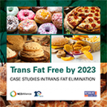 Trans Fat Free by 2023 Report
