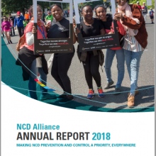 NCD Alliance Annual Report 2018