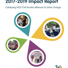 The NCD Alliance Advocacy Institute 2017 - 2019 Impact Report: Catalysing NCD Civil Society Alliances to Drive Change