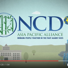APA NCD alliance Video