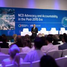 Photos from Global NCDA Global Forum 2015