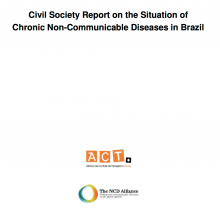 Civil Society Report on the Situation of Chronic Non-Communicable Diseases in Brazil
