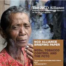 NCDs, Tobacco Control and the FCTC