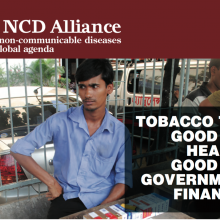 Tobacco Tax: Good for Health, Good for Government Finances